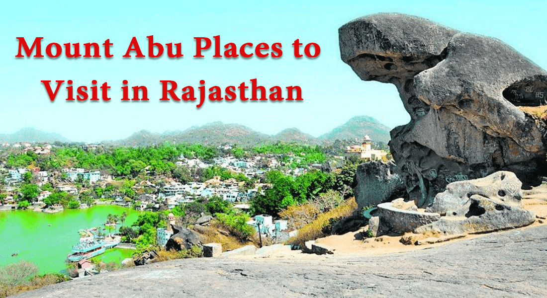mount abu places to visit